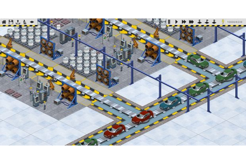 Production Line Is Democracy Dev's New Car Factory Sim ...