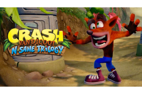 CRASH N.SANE TRILOGY PS4 #3 - COALA MONSTRO - YouTube