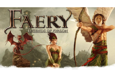 Review Faery : The Legend of Avalon, with a classic RPG ...
