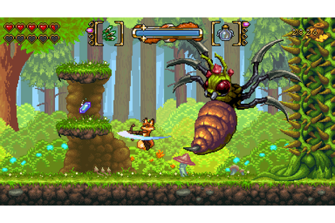 FOX n FORESTS for Nintendo Switch - Nintendo Game Details