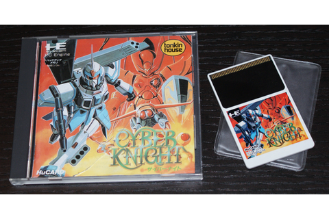 PC Engine Cyber Knight | Retro Video Gaming