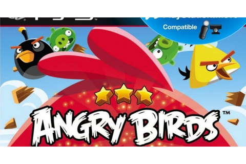 Angry Birds Trilogy | CFW 3.55 | PS3 ISO Games Download ...