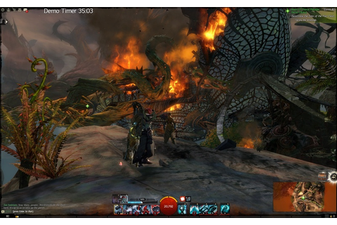 Guild Wars 2 Heart of Thorns on Web - PC Game | HRK