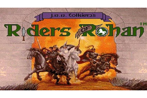 Riders of Rohan gameplay (PC Game, 1991) - YouTube
