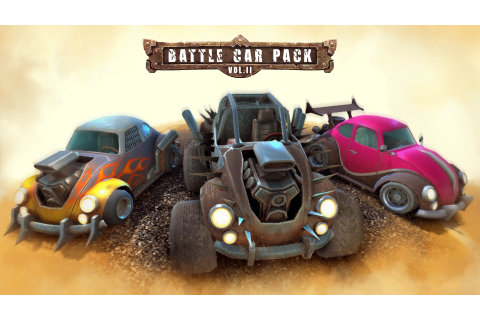 ArtStation - Battle Car Pack vol 2, Evozon Game Studio