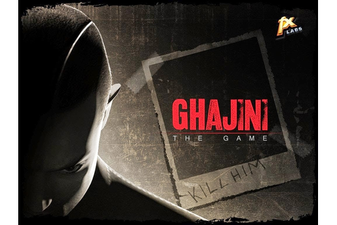 Ghajini The Game Compressed Full Version Game for PC Free ...