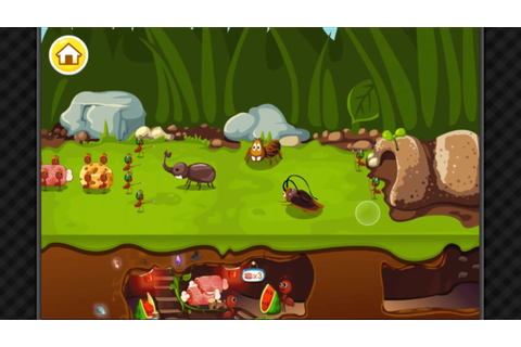 Play kids Game Ant Colonies online for free - kids Games ...