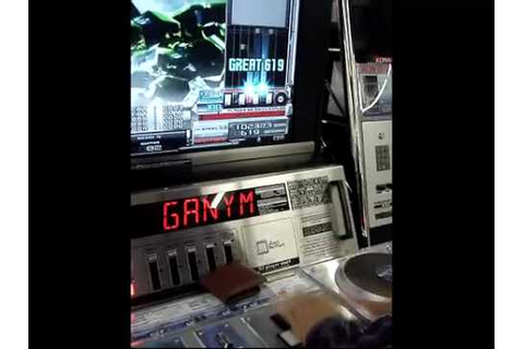BEATMANIA IIDX 17 SIRIUS - Ganymede ANOTHER - YouTube