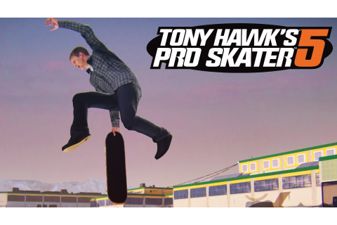 Tony Hawk's Pro Skater 5 has received a major update ...