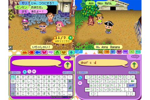 Animal Crossing Wild World (NDS) (English) - 711share
