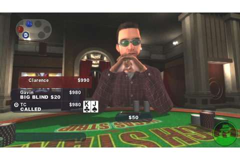 High Stakes on the Vegas Strip: Poker Edition Screenshots, Pictures ...