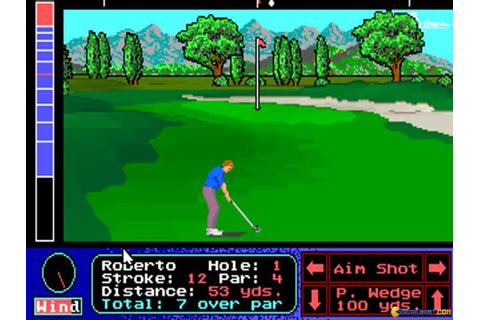 Jack Nicklaus' Unlimited Golf download PC