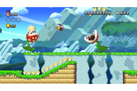 New Super Mario Bros. U Deluxe Review – Not New, But Still ...