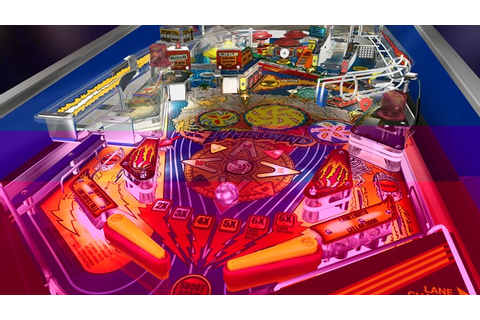 Pinball Hall of Fame The Williams Collection News and Videos
