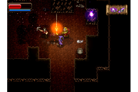 Wayward Souls, a procedurally-generated action adventure ...