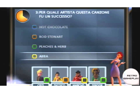 BUZZ The music quiz-PS2 - YouTube