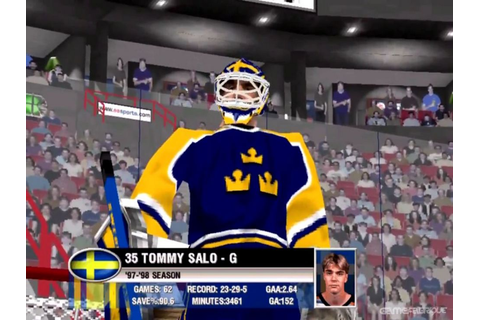 NHL 99 Download Game | GameFabrique