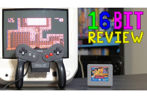 Jack Bros. Review - 16 Bit Game Review - YouTube