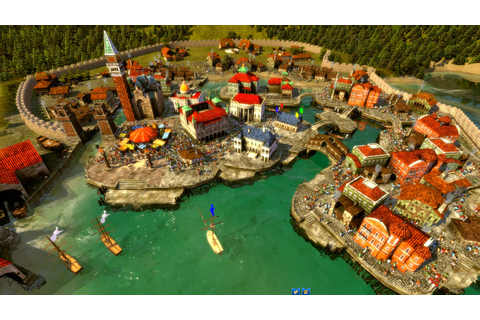 Rise Of Venice Game - Free Download Full Version For PC