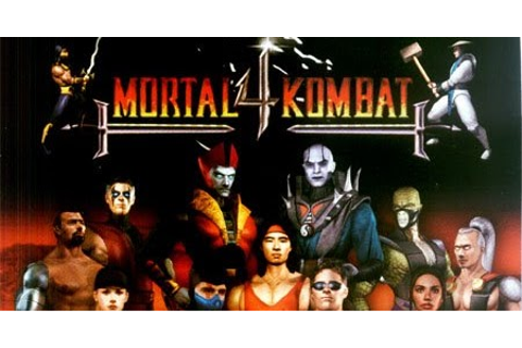 Mortal Kombat 4 Game Free Download Full Version For Pc ...