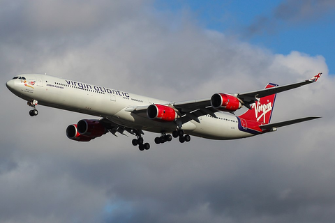 Virgin Atlantic Fleet Airbus A340-600 Details and Pictures ...