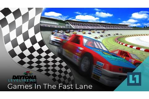 Level1 News April 30 2019: Games In The Fast Lane - YouTube