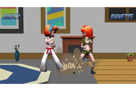 Girl Fight 3D Fighting Games 安卓APK下载,Girl Fight 3D ...