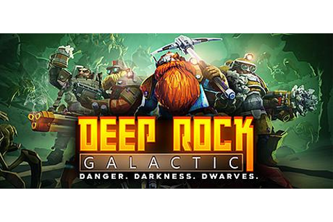 Deep Rock Galactic System Requirements - System Requirements