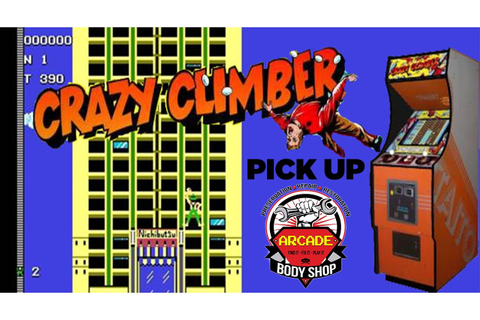 Road Trip - Players Choice & Crazy Climber Pickup - YouTube