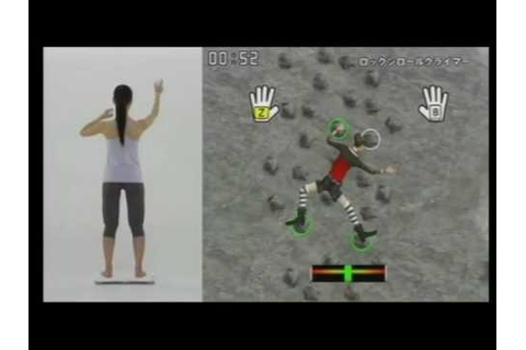 Rock'N'Roll Climber - Wii - YouTube