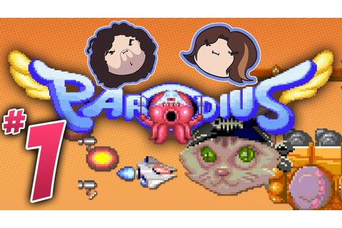 Parodius: What the Heck is This? - PART 1 - Game Grumps ...