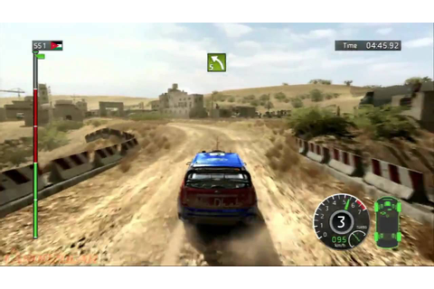 WRC FIA World Rally Championship Gameplay 1 - PS3 DEMO ...