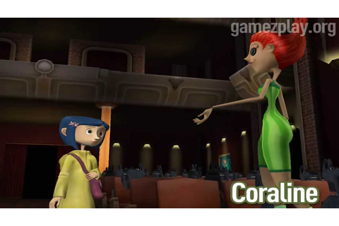 Coraline An Adventure too Weird for Words video game ...