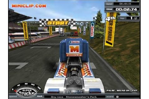 Miniclip Games - Play Truck Racing Games Online | Games ...