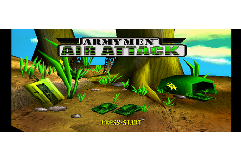 army men air tactics pc