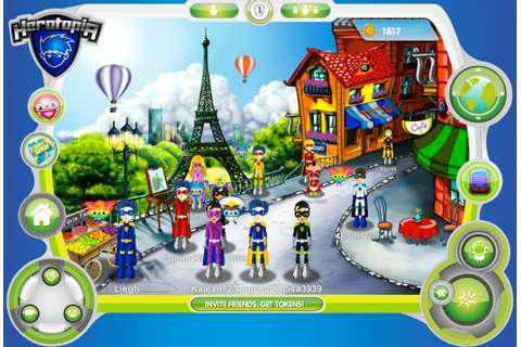 Games Like Super Hero Squad Online - Virtual Worlds for Teens