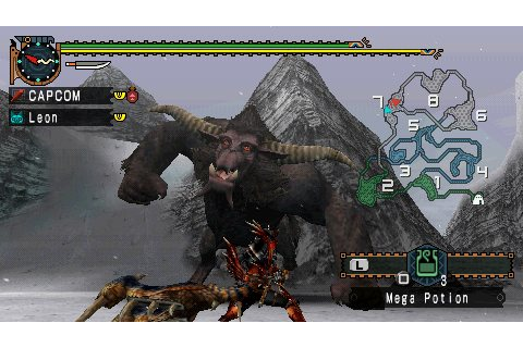 Monster Hunter Freedom Unite Android Apk Game