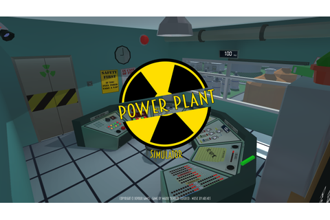 Nuclear power plant simulator Windows game - Mod DB