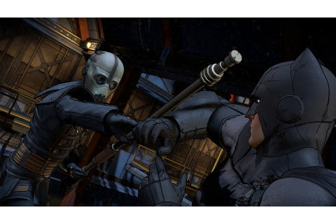 Batman - The Telltale Series on Steam