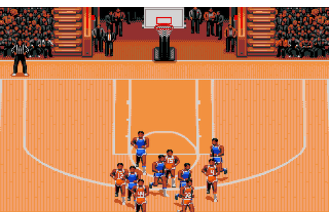 Download TV Sports: Basketball sports for DOS (1990 ...