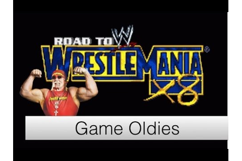 Game Oldies | Episode 14 | WWE Road to Wrestlemania X8 ...