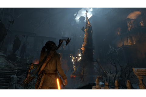 Rise of the Tomb Raider: PS4, PC, Release, Trailer