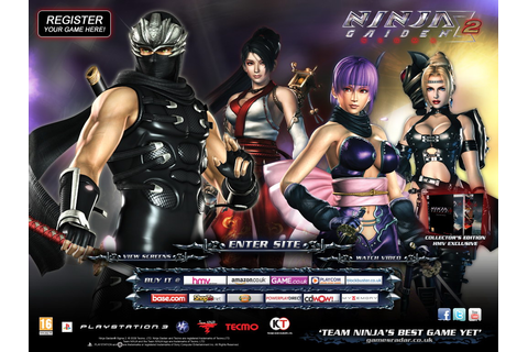 Ninja Gaiden Sigma 2 - FREE FULL DOWNLOAD (PC-PS3-PS2) GAMES