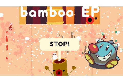 Bamboo EP: Wacky Competitive Pixel games! - YouTube