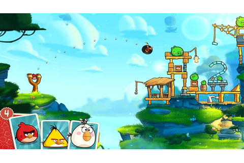Angry Birds 2 Review : This one pulls a Candy Crush to ...