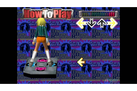 Dance Dance Revolution - Best Hits [PSX Demo] - YouTube