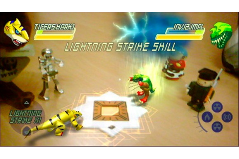 Best PSP games download: InviZimals Collectible Card Game ...