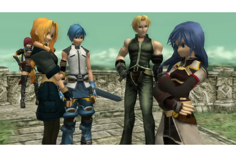 Star Ocean: Till the End of Time for PS4 now available in ...