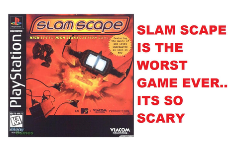 Slamscape is the worst game ever by alerkina2 on deviantART