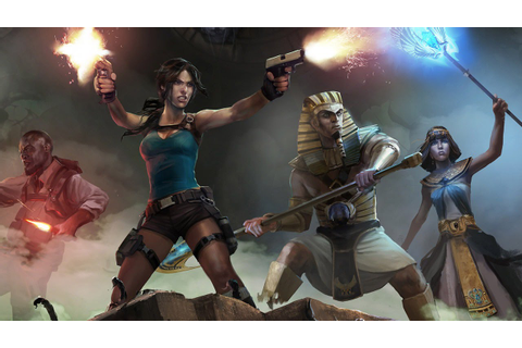 Lara Croft and the Temple of Osiris Review - YouTube
